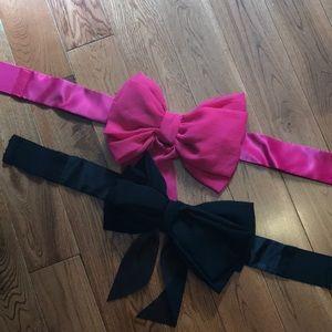 Bow Belts